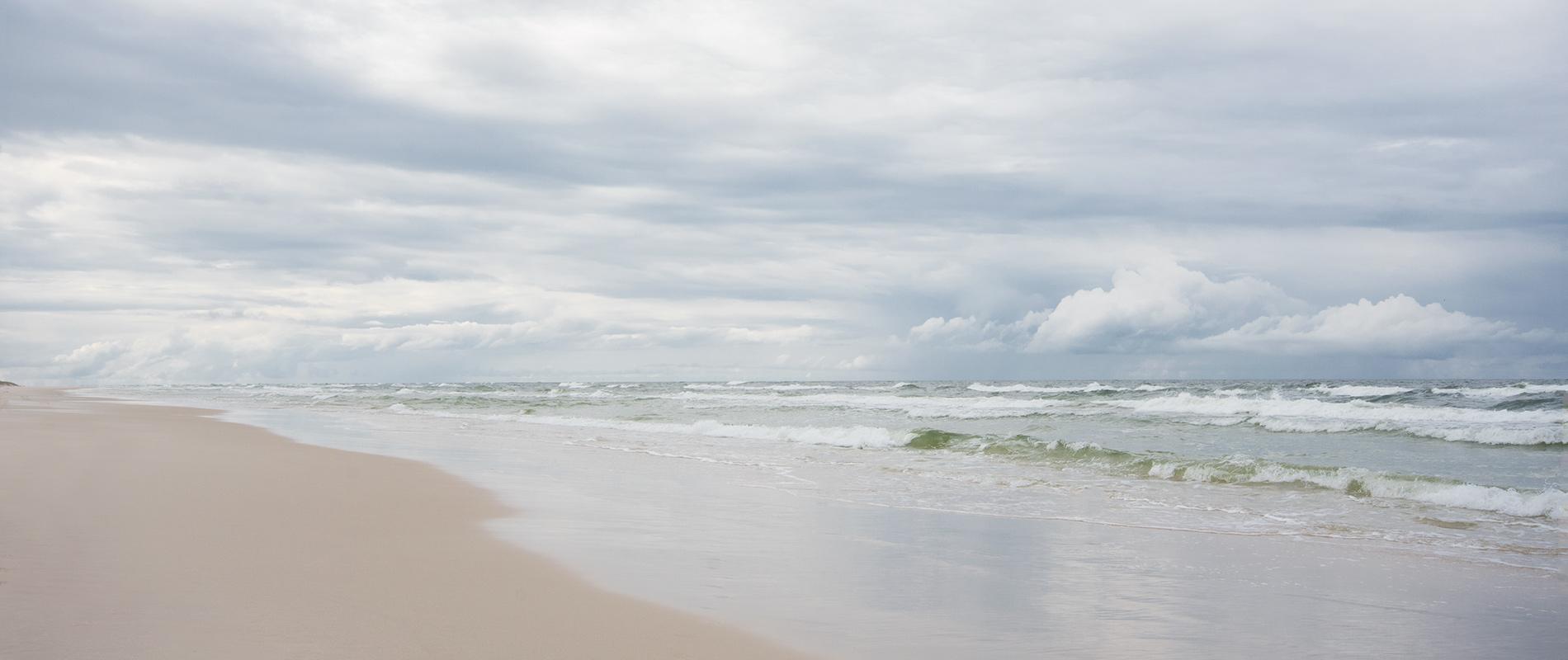 Fotografia miejsca plaża