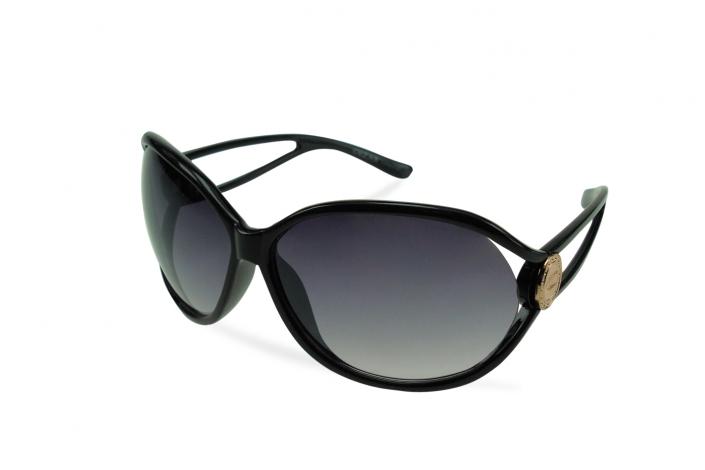 Zdjęcie produktu okulary przeciwsłoneczne damskie czarne