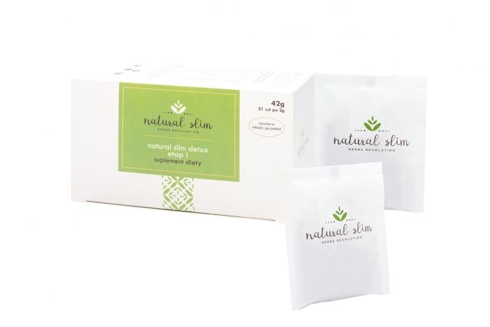 Zdjęcie produktu i montaż - pudełko herbaty i saszetki